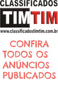 Classificados Tim Tim - Confira todos os anúncios