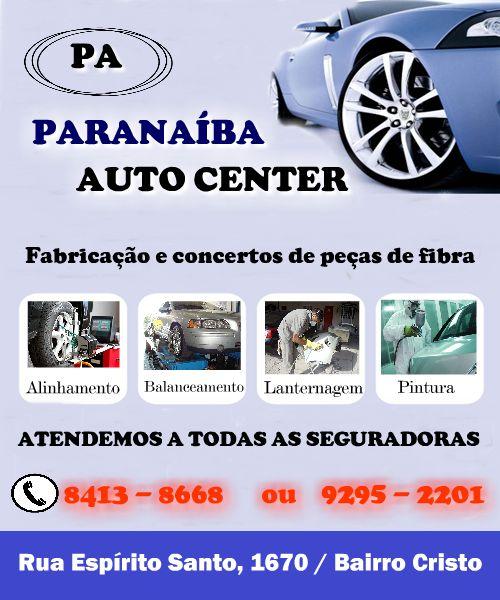 Parana�ba Auto Center