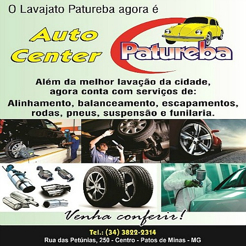 Auto Center Patureba