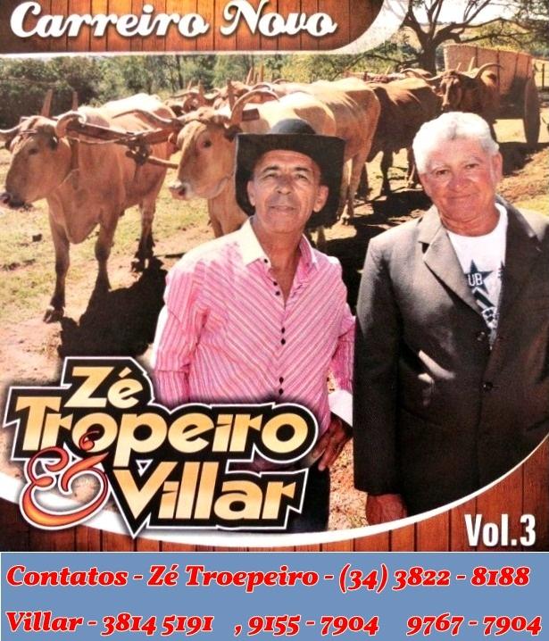 Z� Tropeiro e Villar - Carreiro Novo
