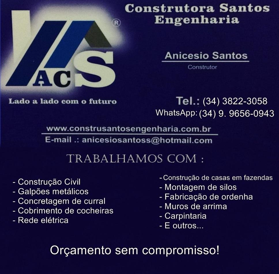 Construtora Santos Engenharia