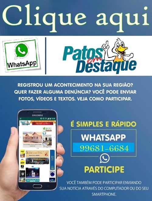 WhatsApp Patos em Destaque (GRUPO)