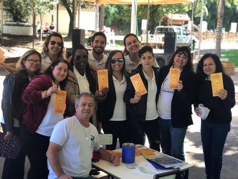 Domingo no Parque focaliza ações de combate ao abuso e à exploração sexual contra crianças e adolescentes