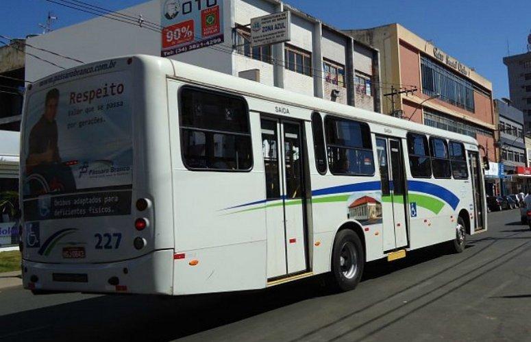 Preço da passagem de ônibus será mantido em Patos de Minas