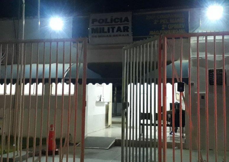 Segurança de empresa é amarrado por criminosos armados em assalto na BR–040