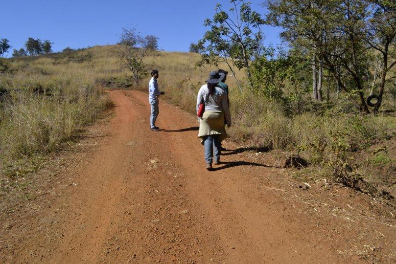 Programa de Pesquisa Arqueológica realiza expedição em busca de resquícios de civilizações indígenas no distrito de Pindaíbas