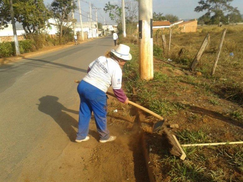 Atuação dos Varredores Voluntários tem agradado moradores patenses