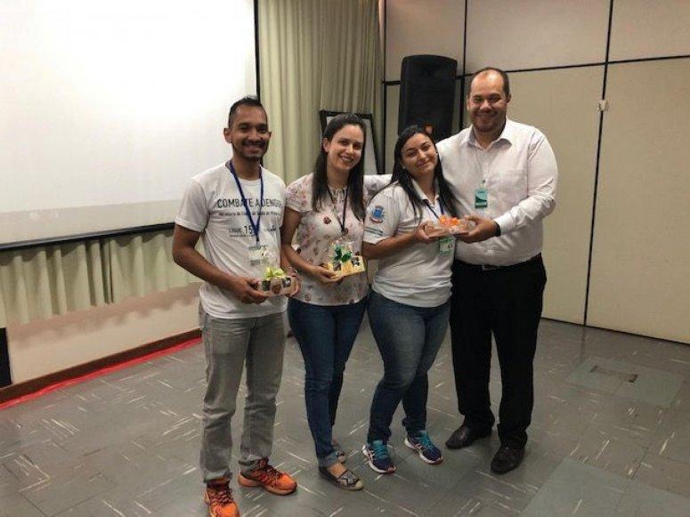 Programa Municipal de Combate à Dengue realiza palestras educativas
