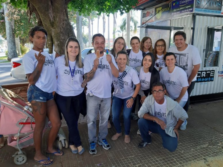 CAPS realiza Sarau em Rede em comemoração ao Dia Nacional da Luta Antimanicomial