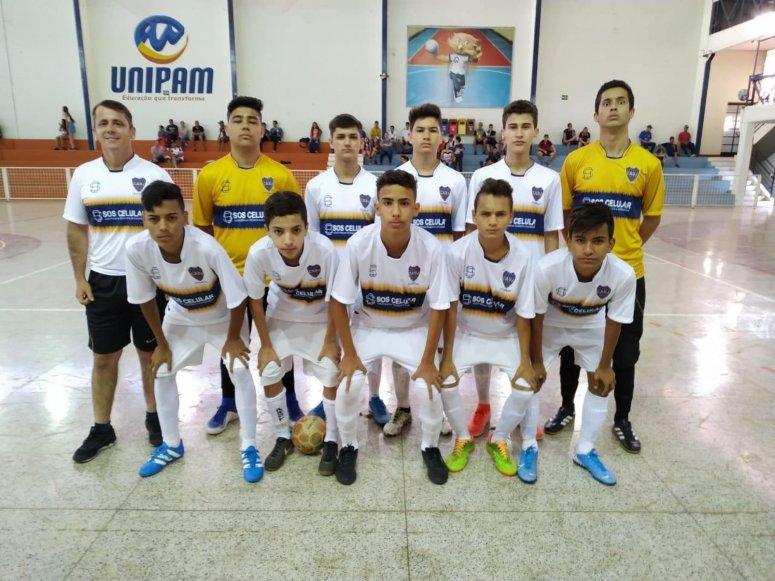 Pré-Olímpico de Futsal Masculino é realizado no fim de semana