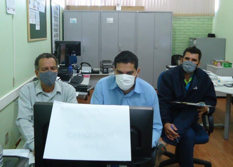 Colmeia realiza a sua segunda reunião virtual em Patos de Minas
