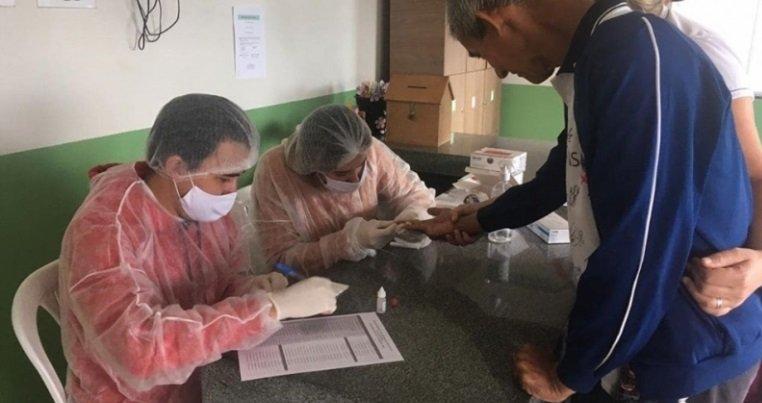 Covid-19: 34 internos da Casa de Repouso de Lagoa Formosa testam positivo para o novo coronavírus
