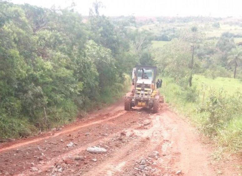 Semop intensifica recuperação de pontes e estradas rurais