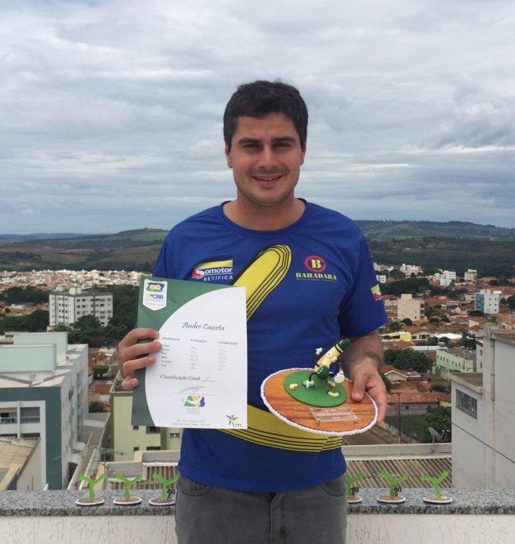 Patense conquista título nacional de bumerangue pela quinta vez
