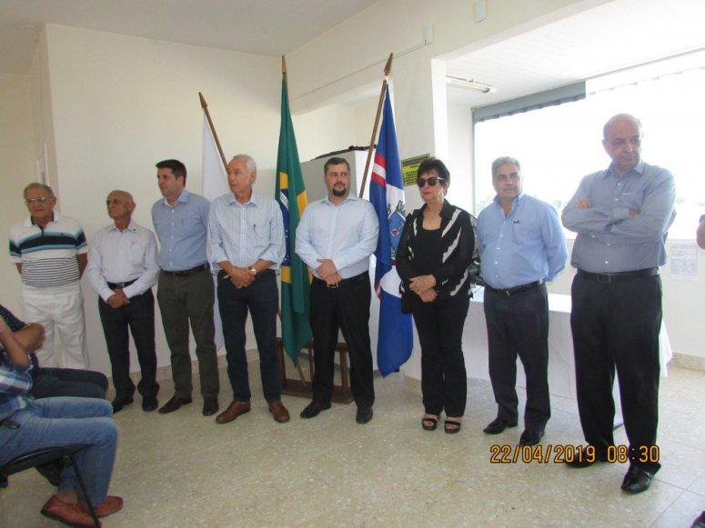 Prefeitura entrega reforma e ampliação do Aeroporto Municipal para a população