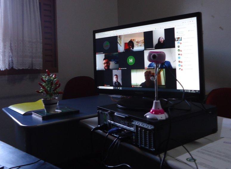 Coletivo Local de Meio Ambiente realiza reunião online para discutir temas socioambientais