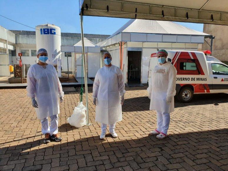 Covid-19: projeto iniciado na UPA oferece cuidados aos profissionais de saúde