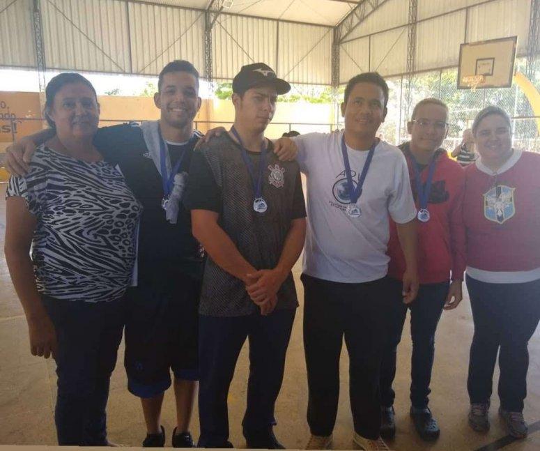 Alunos do curso de Educação Física da FPM promovem I campeonato de Goalball