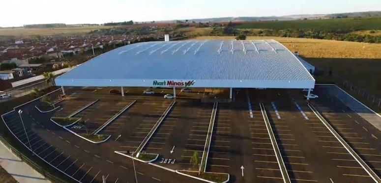 Rede Mart Minas abre segunda loja em Patos de Minas