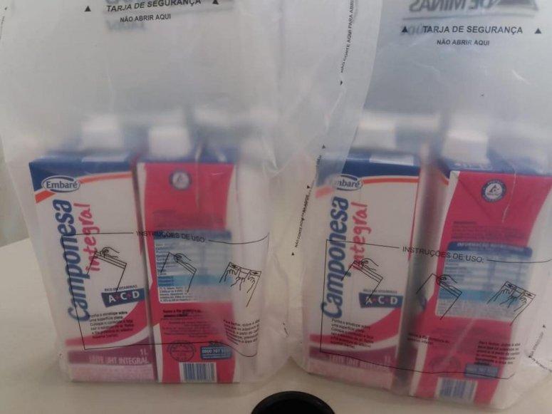 Vigilância Sanitária realiza monitoramento de vários produtos em estabelecimentos de Patos de Minas