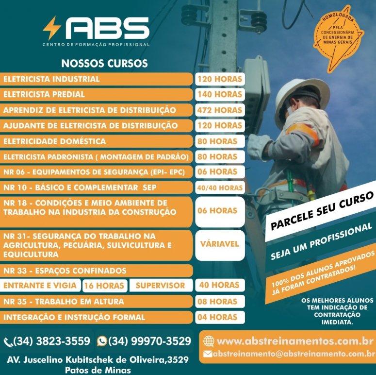 ABS Centro de Formação Profissional