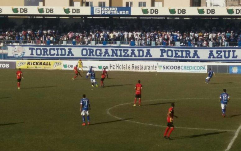 URT vence Globo FC e sai em vantagem nas quartas da Série D