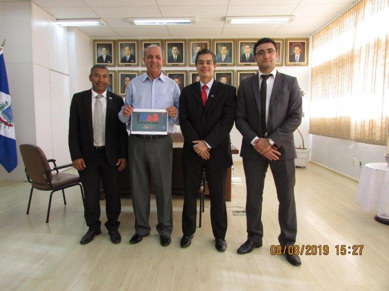OAB Patos de Minas comemora os 50 anos da 45ª Subseção com corrida de rua de 6km