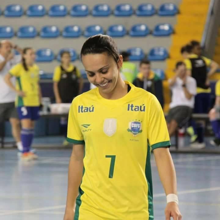 """79c44f4733 Patos em Destaque - Vem aí a """"Copa de Futsal Feminino Vanessa ..."""