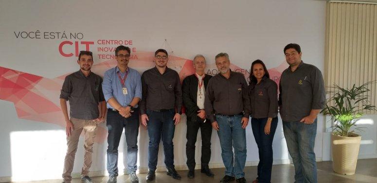 CIT recebe visita de agroindústria de Patos de Minas