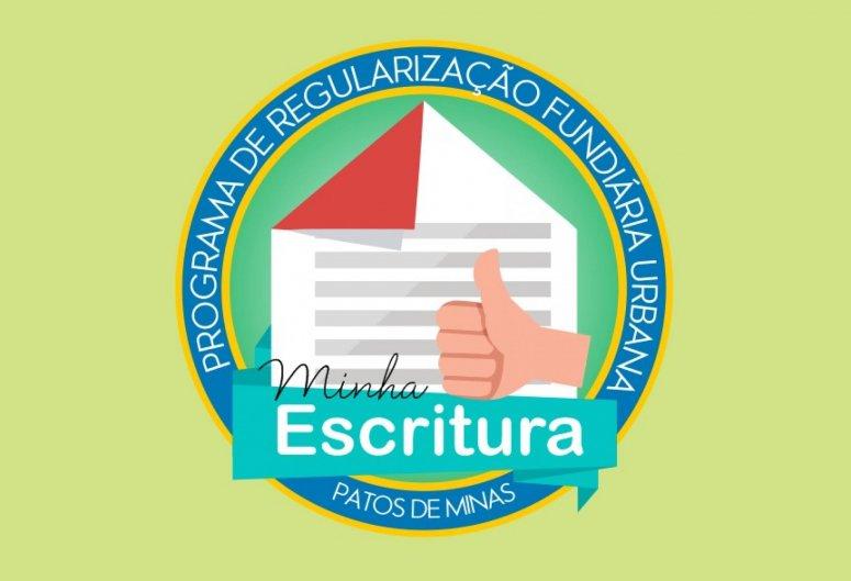 Programa Minha Escritura: moradores recebem documento de regularização fundiária