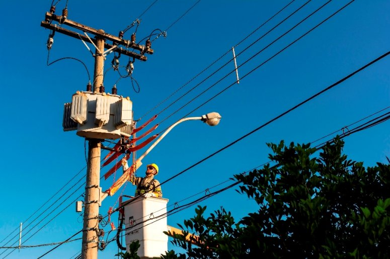 Cemig realiza obras no sistema elétrico de Patos de Minas