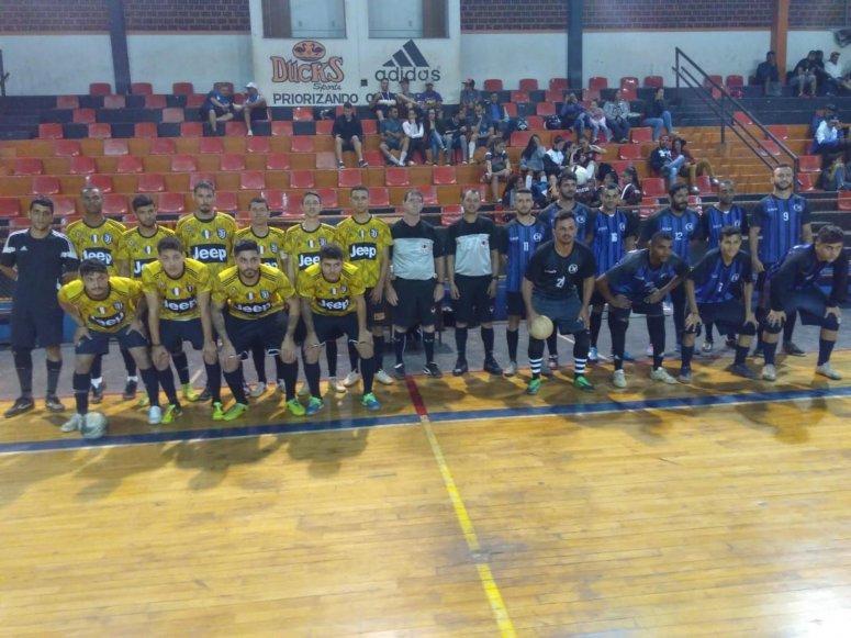 Primeira rodada da Taça Patos de Futsal aconteceu durante esta semana