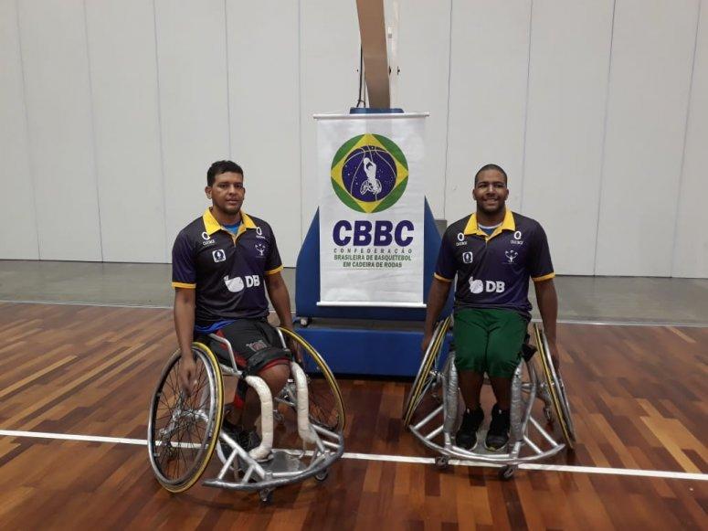 Atletas da equipe de Basquetebol em Cadeiras de Rodas são convocados pela seleção brasileira