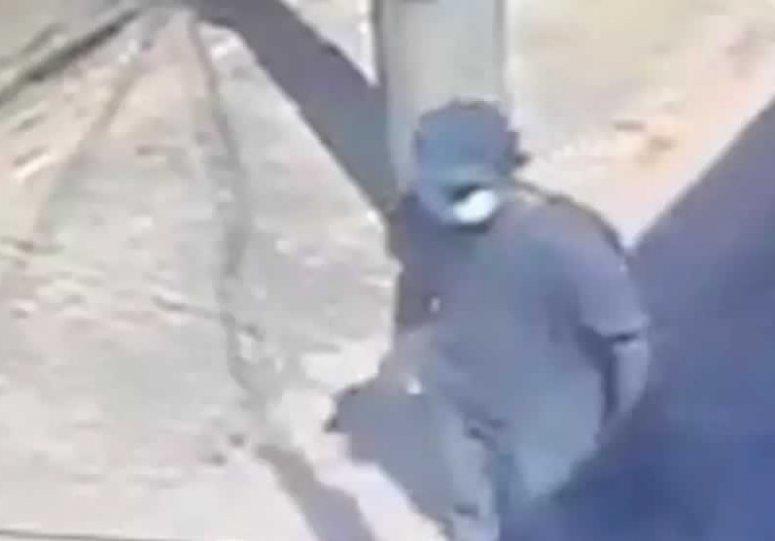 """De máscara, ladrão """"consciente"""" furta mulher em Brasilândia de Minas"""