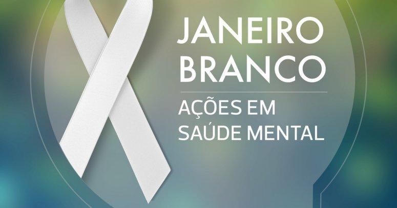 Janeiro Branco reforça os cuidados com a saúde mental
