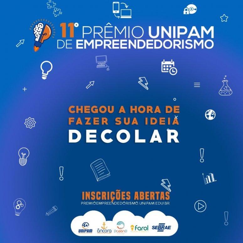 Inscrições para o Prêmio UNIPAM de Empreendedorismo estão abertas
