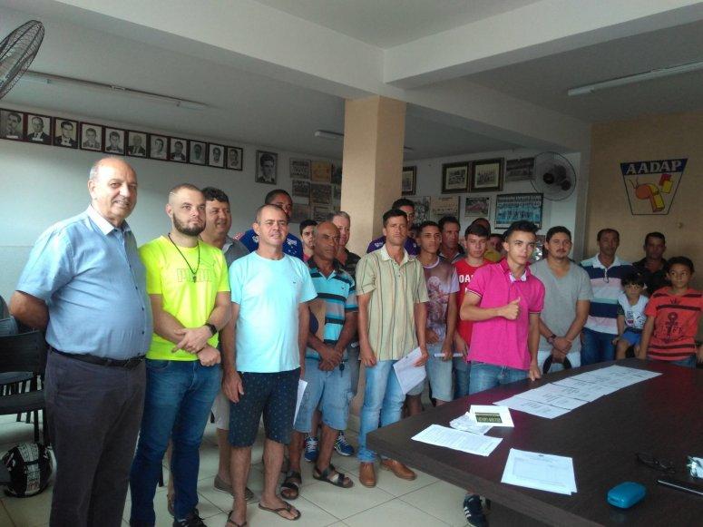 Arbitral da Taça Zona Rural define grupos, datas de jogos e regras do torneio