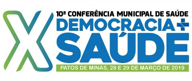 Pré-conferências de Saúde de Patos de Minas começam na próxima semana