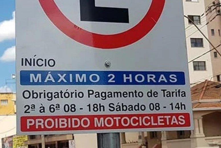 Estacionamento Rotativo Zona Azul: saiba como usufruir do serviço em Patos de Minas