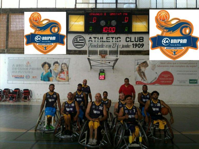 Equipe UNIPAM/DB – Patos participa da primeira etapa do Campeonato Mineiro