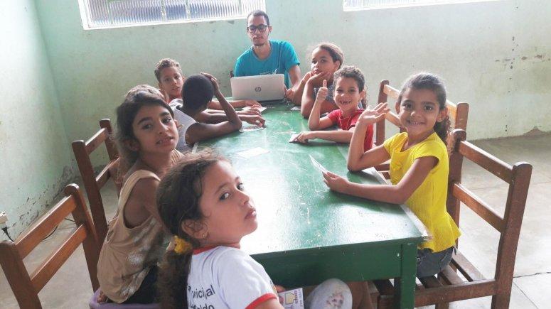 Viva Cristavo: inscrições para as atividades continuam abertas e projeto é ampliado para crianças e jovens de 06 a 25 anos