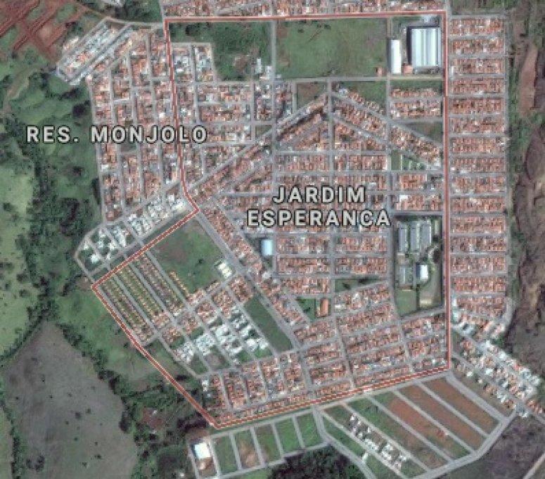 Moradores do bairro Jardim Esperança já preparam documentação para regularizar suas residências