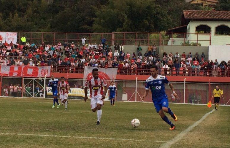URT sai na frente, cede empate ao Villa Nova-MG, mas avança às quartas da Série D