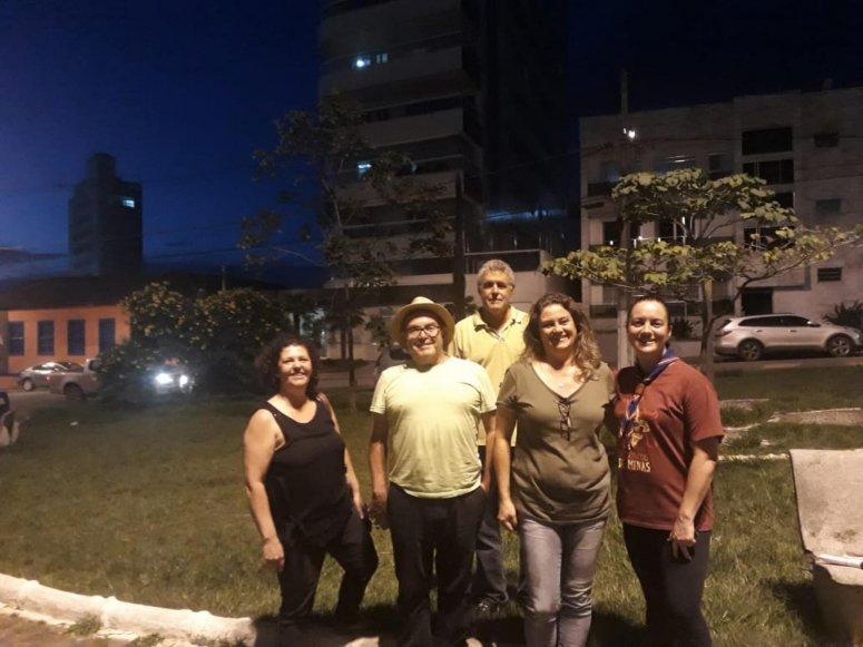 Plantio Global será realizado neste domingo na Avenida Getúlio Vargas