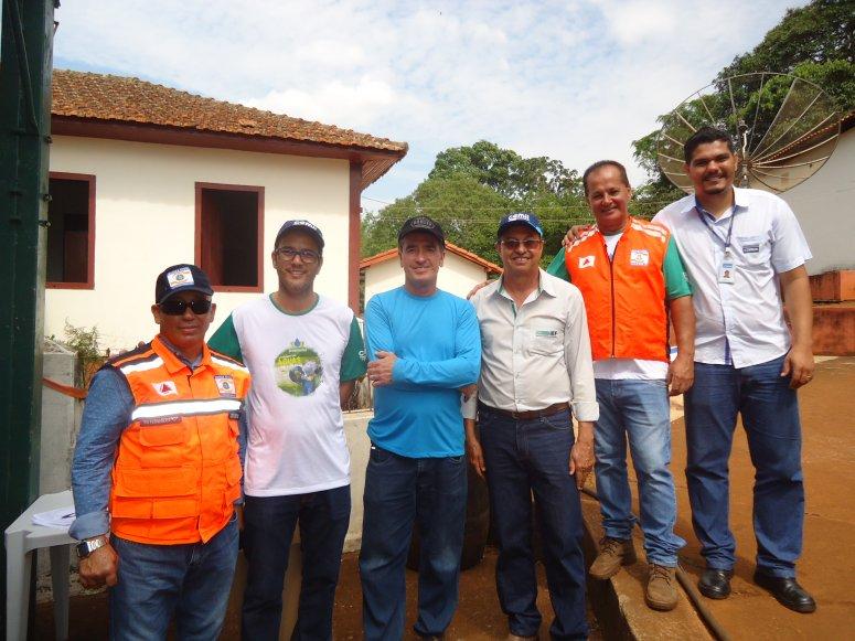 Pronascentes realiza a terceira etapa do projeto Cuidando das Águas do Canavial