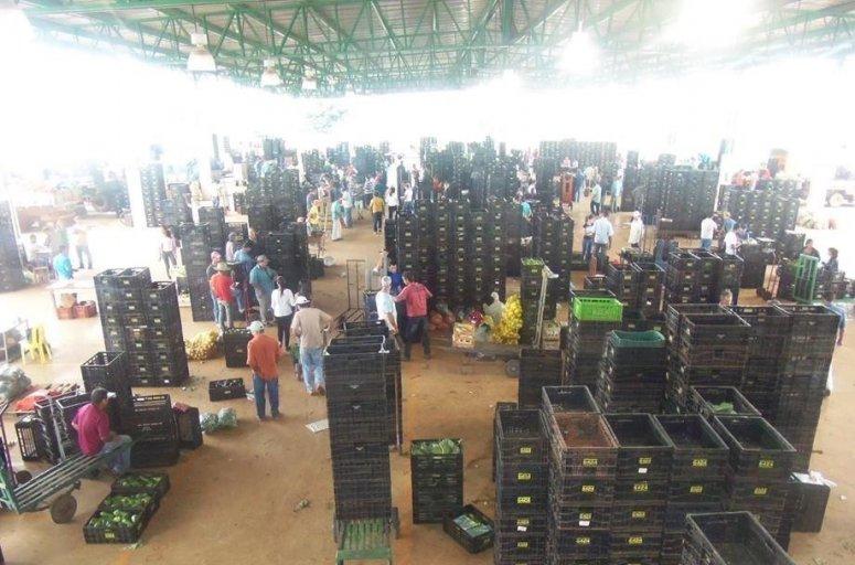 Ceasa Regional divulga cotação semanal de preços