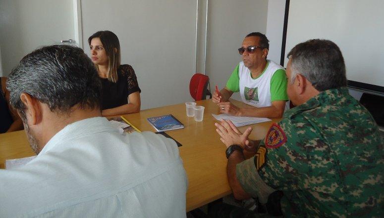 Membros do CIMA realizam reunião ambiental do mês de outubro