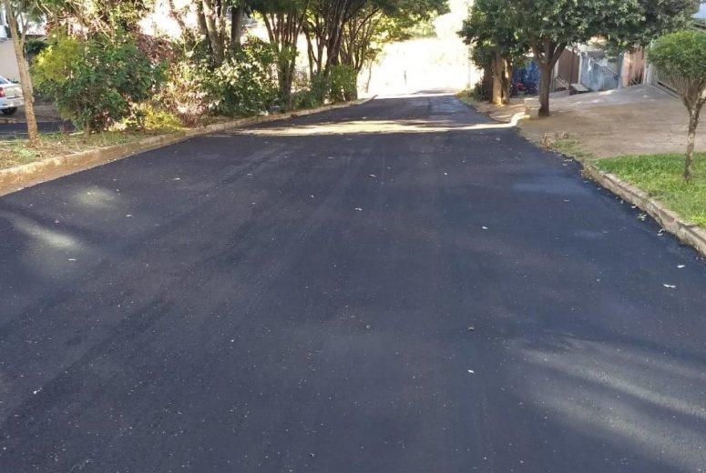 Ações para a recuperação do asfalto nas vias da cidade continuam