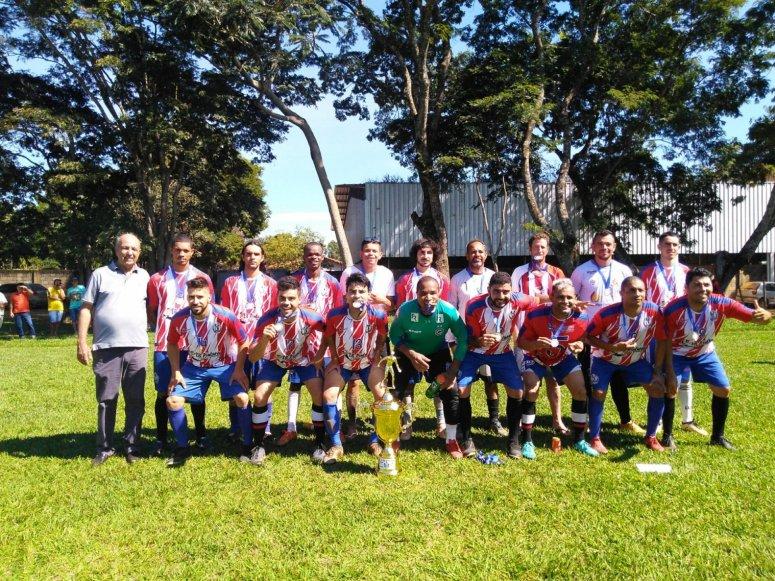 Café Patense é o campeão da Taça Zona Rural