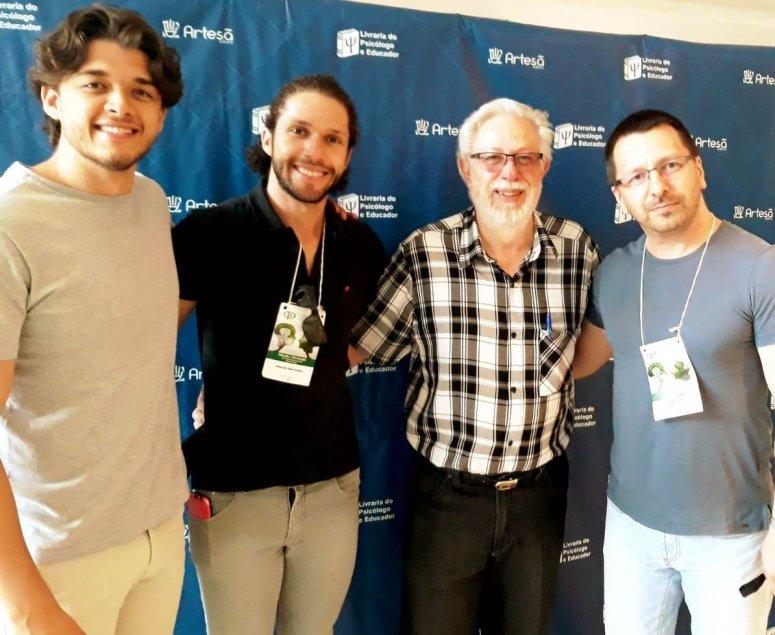 Professores e alunos de Psicologia participam de Congresso Internacional
